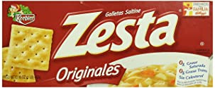 Zesta Keebler, Saltine Crackers, Original, 16 oz