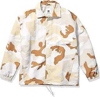 camo jacket streetwear