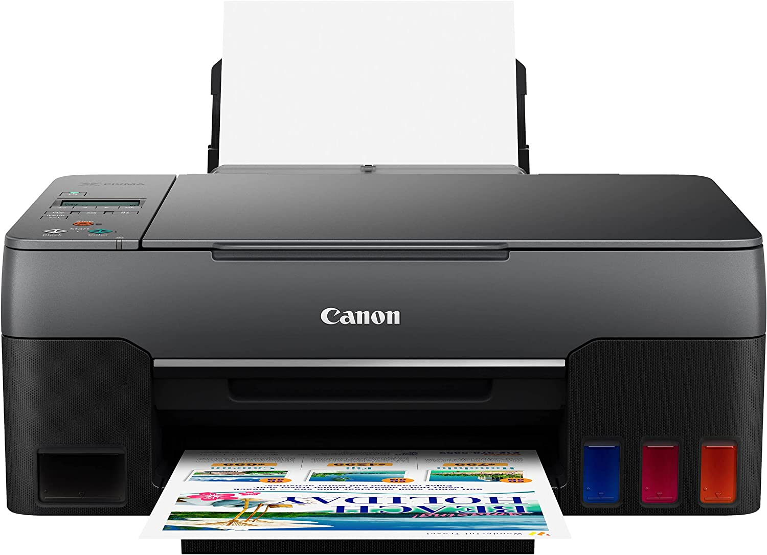Canon PIXMA excellence G2259 MegaTank All-in-One High-Volume Wired Color Su At the price