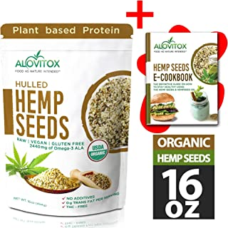 Amazon com: organic hemp seeds