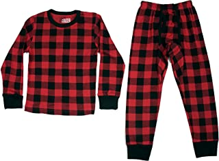 At The Buzzer Thermal Underwear Set for Boys