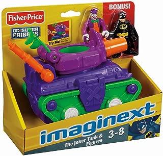 Fisher-Price Imaginext Joker Tank & Batman & Jokers