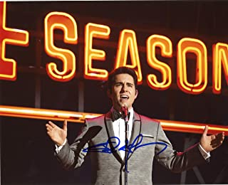 "John Lloyd Young""Jersey Boys"" AUTOGRAPH Signed 8x10 Photo B"