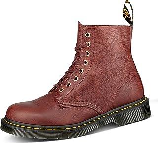 Boots hommes Dr Martens 1460 PASCAL Marron