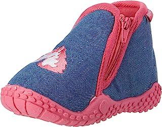 Playshoes Zapatillas Unicornio, Pantuflas Niñas