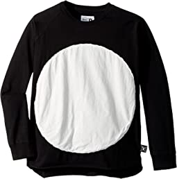 Nununu - Circle Patch T-Shirt (Little Kids/Big Kids)