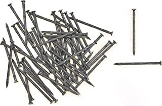 4x80 mm - 3.1 inch Hardened High carbon steel nails for masonry and metal plates 200 pcs (3.13 lb.)