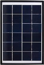 KK.BOL Portable Solar Panel for Portable Light Bulb Solar Powered Led Solar Lamp Led Night Light (27X18cm 6.0W Waterproof)...