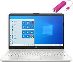 """2021 Newest HP 15 15.6"""" FHD Laptop Computer, Intel Core i3 1115G4 up to 4.1GHz (Beat i5-8365U),..."""