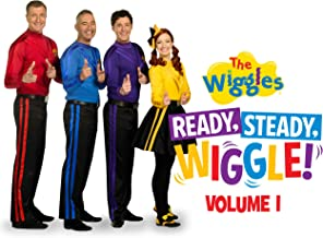 The Wiggles: Ready Steady Wiggle Volume 1