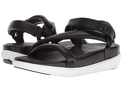 7637c741d2e0d2 FitFlop Loosh Luxe™ Z-Strap Leather Sandals at 6pm