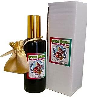 Improve Business Perfume w/Pheromones & Amulet for Rituals & Magic - Perfume Con Feromonas & Amuleto, Levanta Negocio, Para Rituales Y Magia.