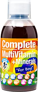 PNKids Kids Multivitamins Syrup for Boys, 250ml