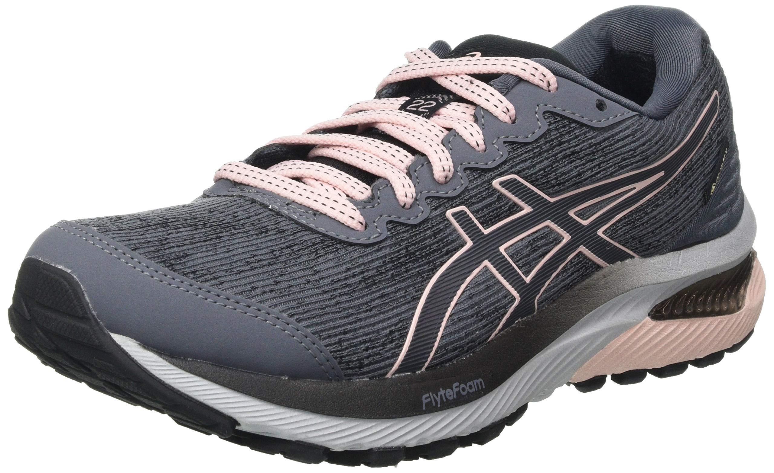 ASICS Damen 1012A769-020-5M Running Shoe, Carrier Grey Ginger Peach, 36 EU