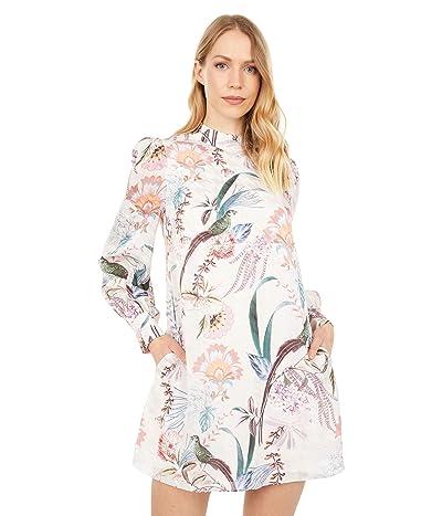 Ted Baker Decadence Shift Mini Dress Women