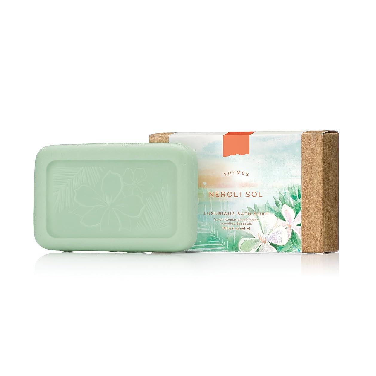 教えるに頼る食用タイムズ Neroli Sol Luxurious Bath Soap 170g/6oz並行輸入品