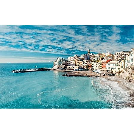 1000ピース ジグソーパズル イタリア チンクエ・テッレ 五つの村 世界遺産 サイズ70×50cm 推奨年齢14歳以上