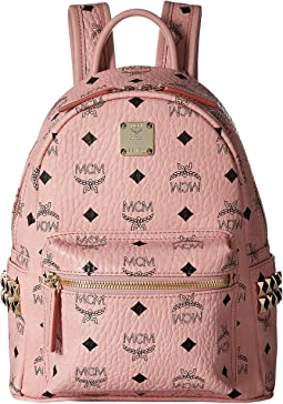 MCM Stark Side Stud Mini Backpack
