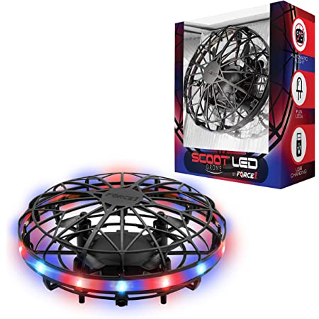 Levitation Flying Ball Drone Toy 360 Rotating Helicopter for Boys Girls Adult Gift Indoor Outdoor SHWD UFO Drones for Kids Hand Operated Mini Drone Child Kids Drone with Led Lights
