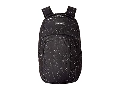 Dakine 33 L Campus Large Backpack (Slash Dot) Backpack Bags
