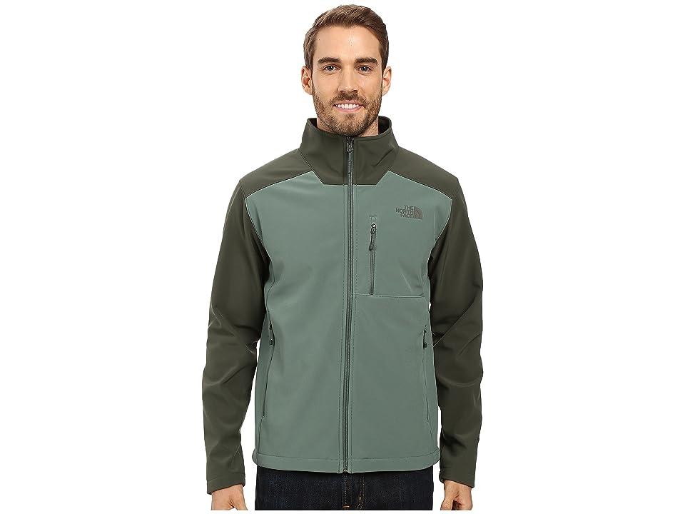 The North Face Apex Bionic 2 Jacket (Duck Green/Climbing Ivy Green (Prior Season)) Men