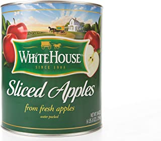 Whitehouse, Sliced Apple In Water, 10 Can, 6 per case