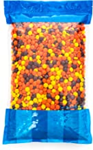 Bulk REESE'S Pieces Candy in Resealable Bomber Bag, Peanut Butter Candy Snacks (5lb Bag)