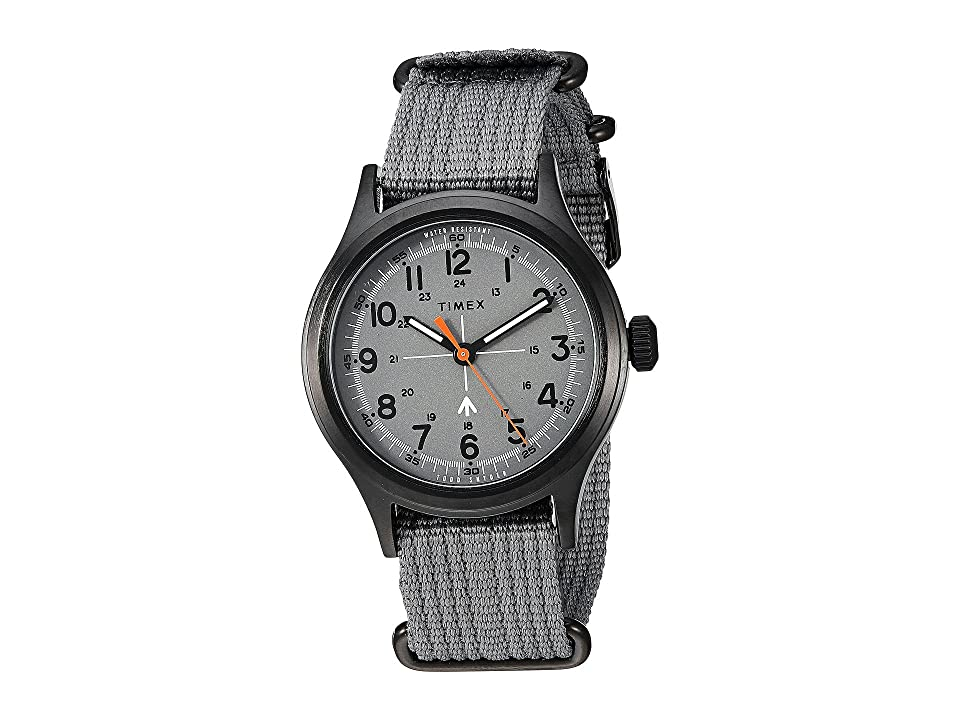 Timex Todd Snyder Military 40mm (Grey/Black) Watches