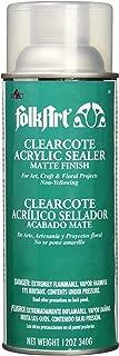 FolkArt Clearcote Acrylic Sealer, 12 oz, Matte