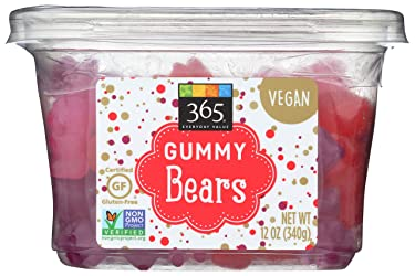 365 Everyday Value, Gummy Bears, 12 oz