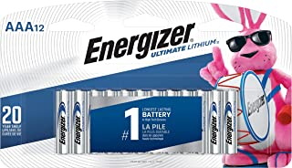 energizer ultimate lithium vs max