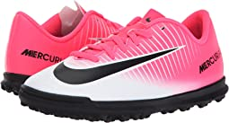 Nike Kids - Mercurial Vortex III TF Soccer (Little Kid/Big Kid)