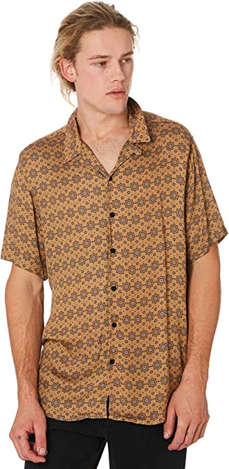 Silent Theory Men's Persian Mens Ss Shirt Short Sleeve