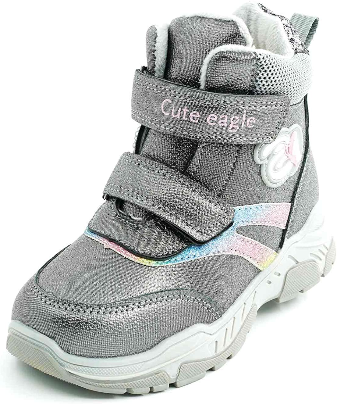 Ranking TOP9 Girls Snow Boots for New product!! Kids little Outdoor size R Winter Warm Slip