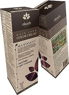 Sponsored Ad - Hair Color EKOEH BRASIL Cream Mahogany, PPD FREE, VEGAN 2.7fl.oz