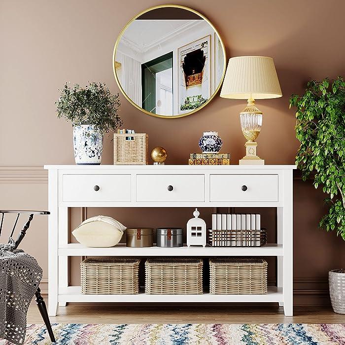The Best Antique Living Room Furniture