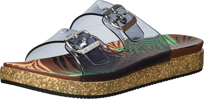 DoraTasia Women's Zipper Non-Slip Platform Chunky Heel Ankle Boots
