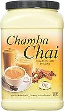Big Train Chamba Chai Spiced Chai Latte, Two 4lb. Jugs
