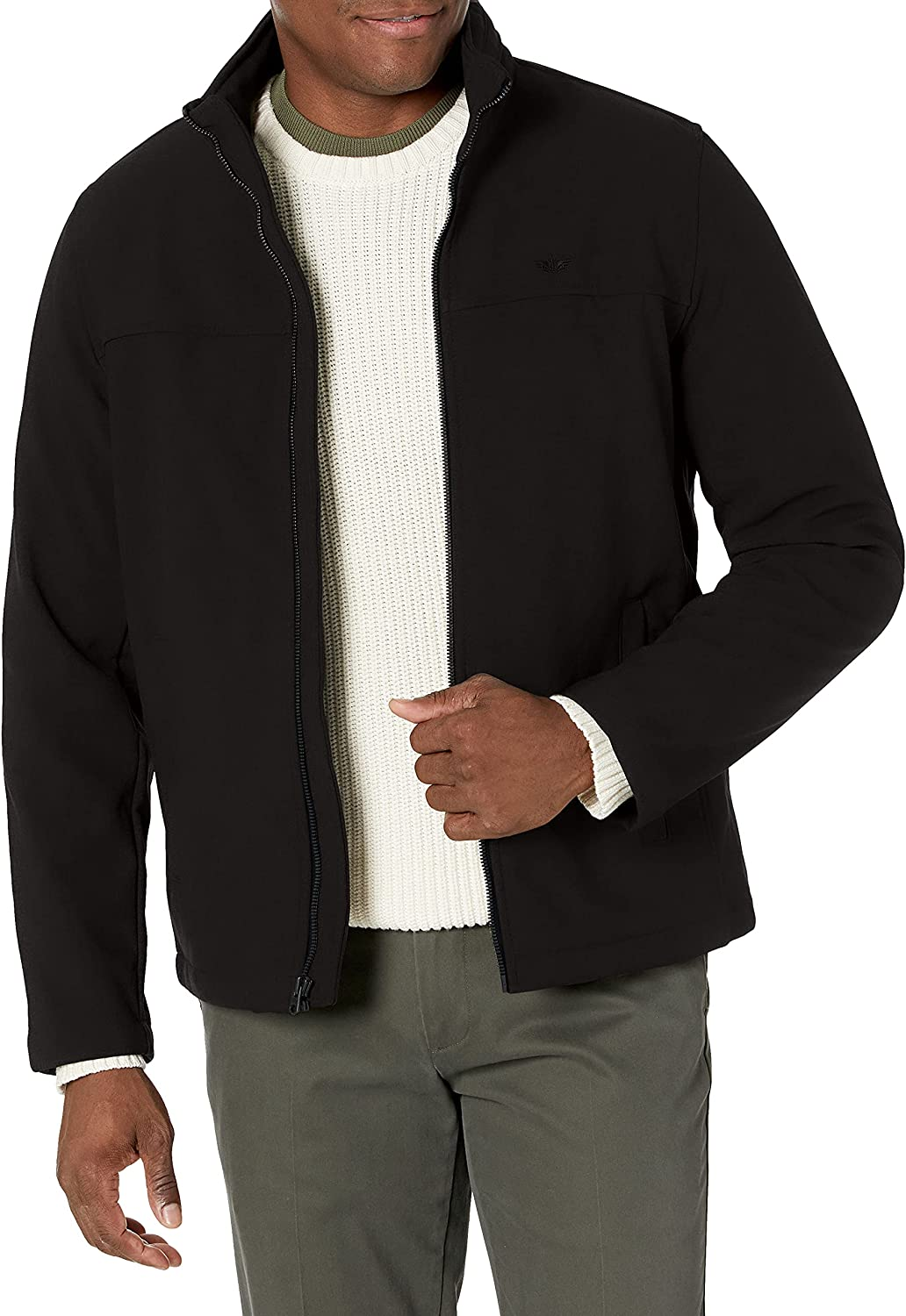 Dockers Men's All items free shipping 360 Max 71% OFF Series Performance Regular Shell Jacket Soft