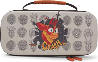 PowerA Protection Case for Nintendo Switch or Nintendo Switch Lite - Quantum Crash, Crash Bandicoot 4: It's About Time, Pr...
