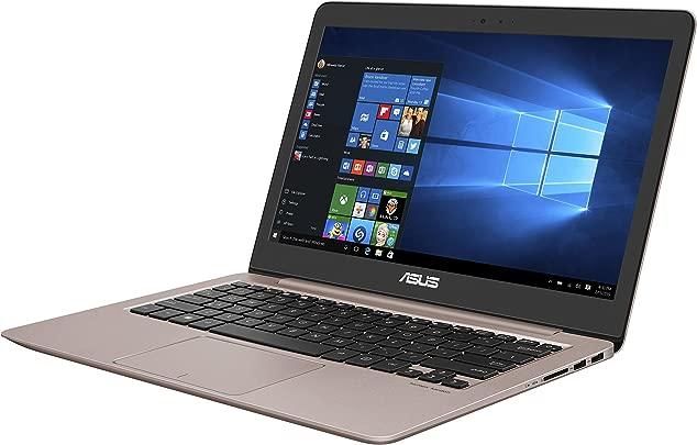 Asus Zenbook UX310UQ-FC397T 33 7 cm  13 3 Zoll FHD matt  Laptop  Intel Core i7  16GB RAM  1TB HDD  512GB SSD  Nvidia 940MX  Win 10  rose gold