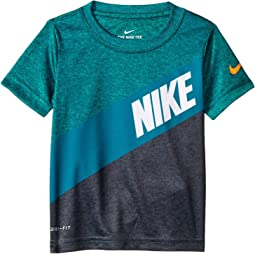 Swoosh Shield Dri-FIT Short Sleeve Tee (Toddler)