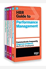 HBR Guides to Performance Management Collection (4 Books) (HBR Guide Series) Kindle Edition