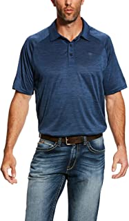 ARIAT Men's Charger Basic Polo Shirt