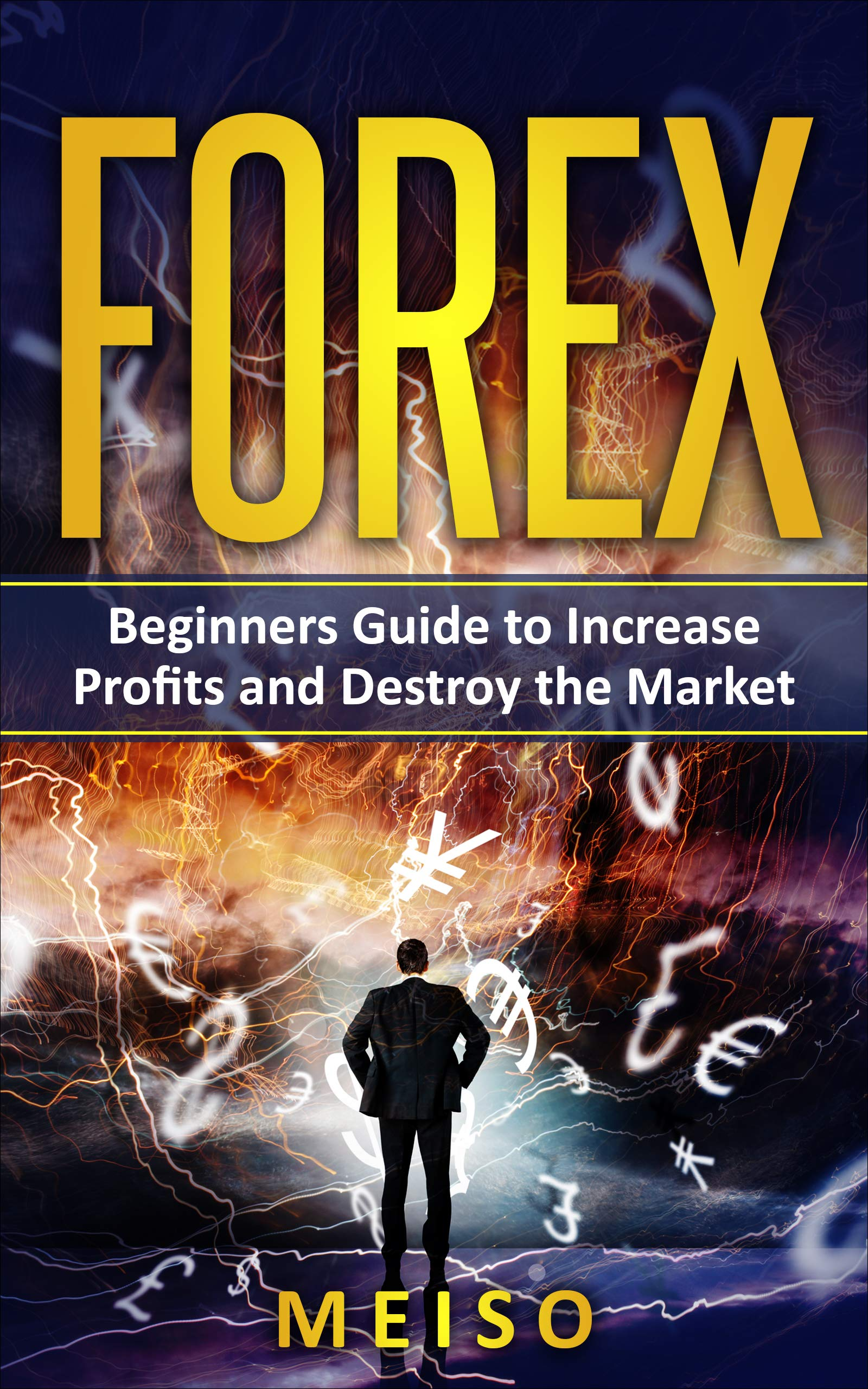 Forex: Beginners Guide To Increase Profits and Destroy The Market
