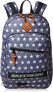 Skechers Unisex Casual Backpack, Blue - S374-9
