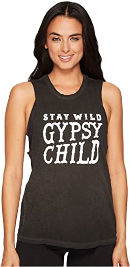 Spiritual Gangster - Gypsy Child Rocker Tank Top