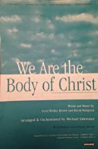 We Are the Body of Christ SATB w/Congregation Sheet Music