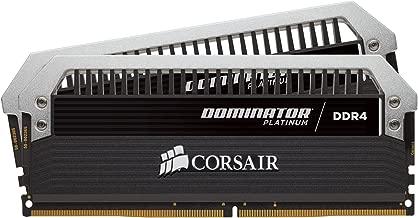 Corsair Dominator Platinum 16GB (2x8GB) DDR4 3000MHz C15 Desktop Memory