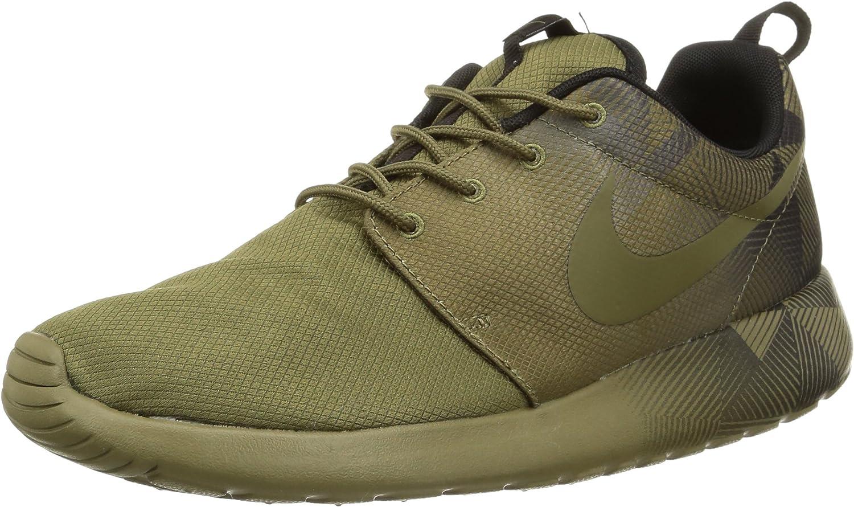 Nike Roshe One Print, Calzado Deportivo Hombre